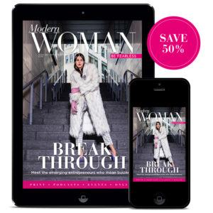 Modern Woman Issue 002 Digital