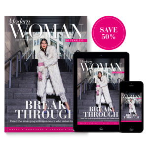 Modern Woman Issue 002 Print & Digital